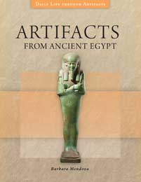 Artifacts from Ancient Egypt cover image