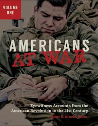 Americans at War cover image