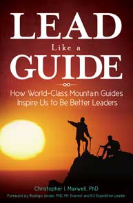Lead Like a Guide cover image