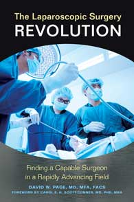 The Laparoscopic Surgery Revolution cover image