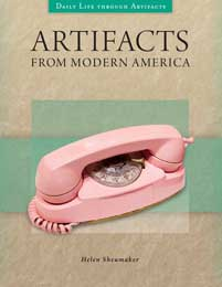 Artifacts from Modern America cover image