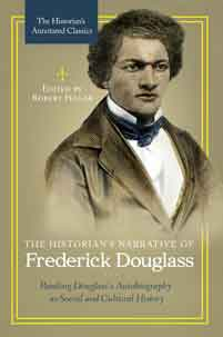 The Historian's Narrative of Frederick Douglass cover image