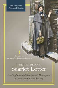 The Historian's Scarlet Letter cover image