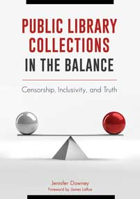 Public Library Collections in the Balance cover image
