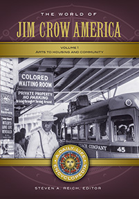 Cover image for The World of Jim Crow America