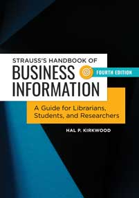 Cover image for Strauss's Handbook of Business Information