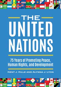 Cover image for The United Nations