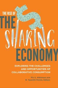 Cover image for The Rise of the Sharing Economy