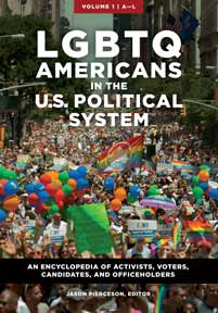 Cover image for LGBTQ Americans in the U.S. Political System