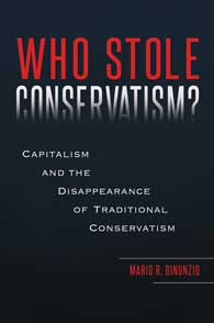 Who Stole Conservatism? cover image