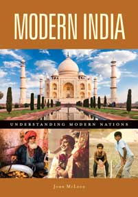 Modern India cover image