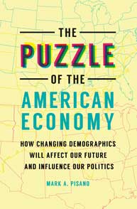 The Puzzle of the American Economy cover image