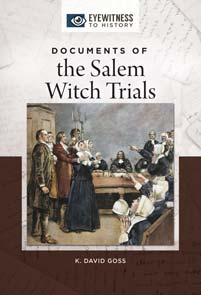 Documents of the Salem Witch Trials cover image