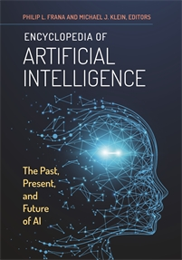 Cover image for Encyclopedia of Artificial Intelligence
