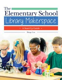 The Elementary School Library Makerspace cover image