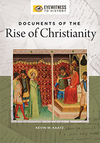 Documents of the Rise of Christianity cover image