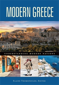 Cover image for Modern Greece