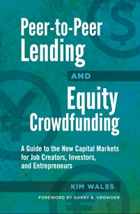Cover image for Peer-to-Peer Lending and Equity Crowdfunding