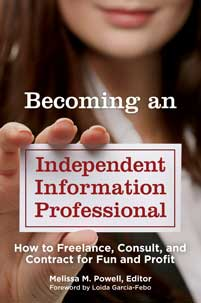 Becoming an Independent Information Professional cover image