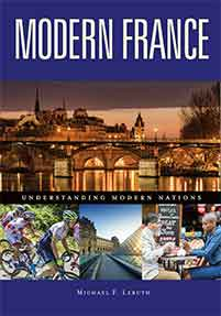 Cover image for Modern France