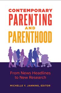 Contemporary Parenting and Parenthood cover image