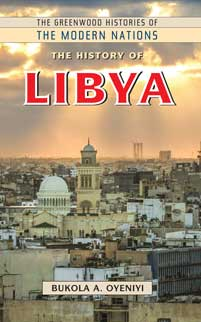 The History of Libya cover image