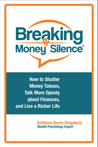 Breaking Money Silence® cover image