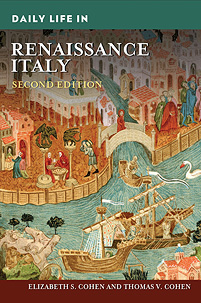 Cover image for Daily Life in Renaissance Italy