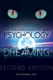 An Introduction to the Psychology of Dreaming, 2nd Edition cover image