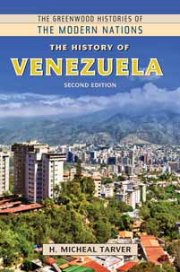 The History of Venezuela, 2nd Edition cover image