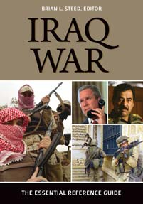 Iraq War cover image