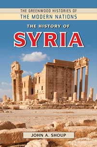 The History of Syria cover image