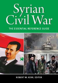Cover image for Syrian Civil War