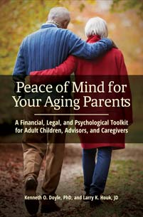 Cover image for Peace of Mind for Your Aging Parents