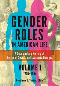 Cover image for Gender Roles in American Life