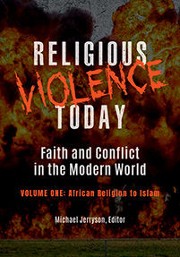 Cover image for Religious Violence Today
