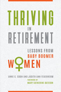 Thriving in Retirement cover image