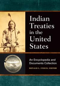 Cover image for Indian Treaties in the United States