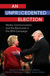 An Unprecedented Election cover image