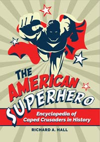 The American Superhero cover image