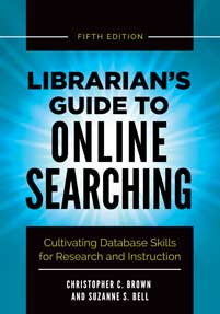 Cover image for Librarian's Guide to Online Searching