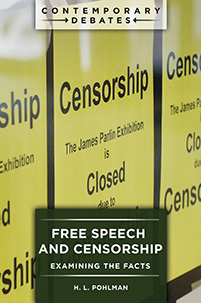 Free Speech and Censorship cover image