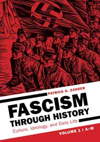 Cover image for Fascism through History