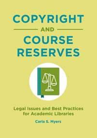 Cover image for Copyright and Course Reserves