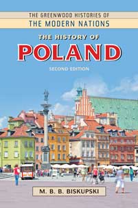 The History of Poland, 2nd Edition cover image