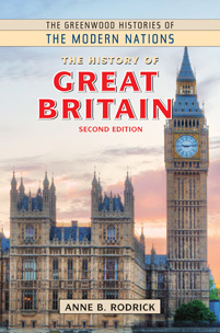 The History of Great Britain, 2nd Edition cover image