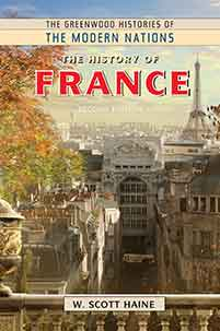 The History of France, 2nd Edition cover image