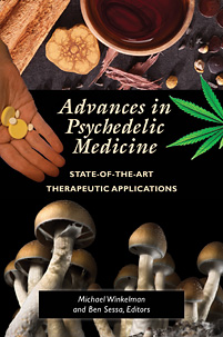 Cover image for Advances in Psychedelic Medicine