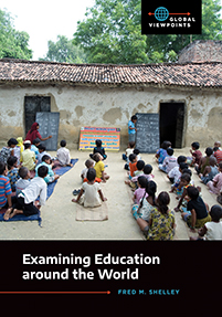 Cover image for Examining Education around the World