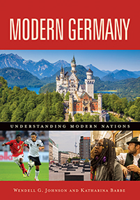 Cover image for Modern Germany